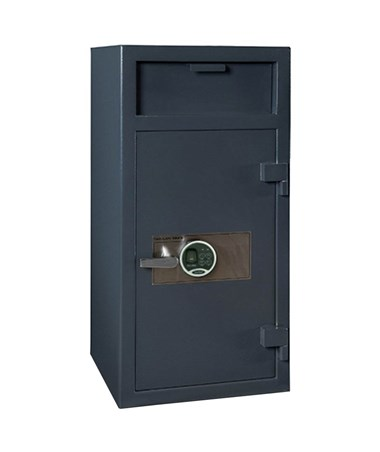 Hollon B-Rated Depository Safe with Inner Locking Compartment with Biometric Electronic Lock FD-4020EILK-BIO