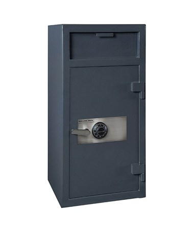 Hollon B-Rated Depository Safe with Inner Locking Compartment with Group 2 Combination Dial Lock FD-4020CILK