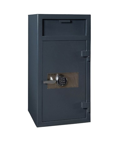 Hollon B-Rated Depository Safe with Inner Locking Compartment with S&G 1004 Electronic Lock FD-4020EILK