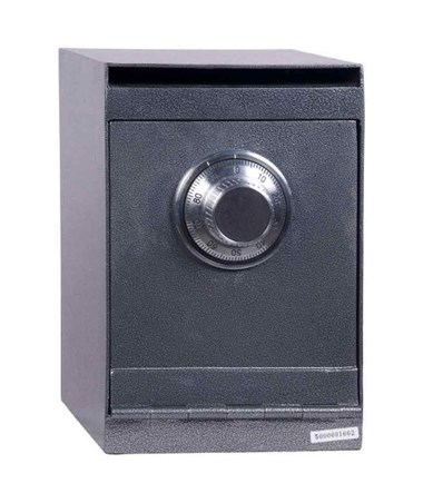 Hollon B-Rated Depository Safe with Combination Lock HOLHDS-03D