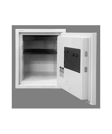 Hollon 1.24 Cubic Feet 2-Hour Fireproof Home Safe Interior