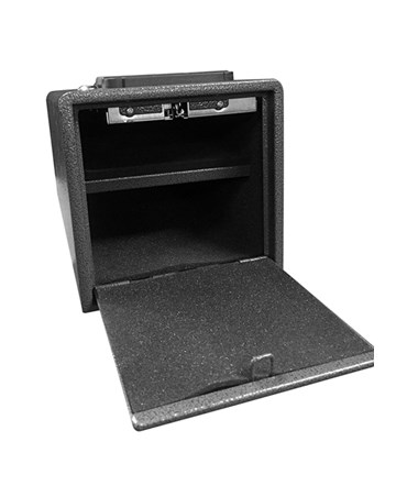 Hollon Double Compartment Pistol Safe PB20