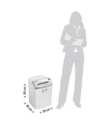 Intimus 32 CC3 Desk Professional Data Shredder INT277164