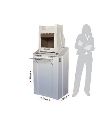 Intimus 852 CC3 Professional Department Hopper Shredder INT649104