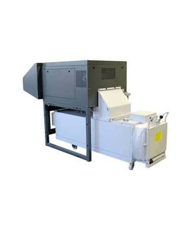 Intimus 16.86 Series SmartShred Large Industrial Shredder w/ Baler INT656124-