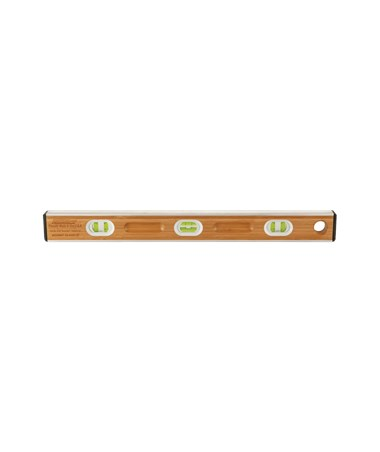Johnson 24 Inch Bubble Level Bamboo IB24