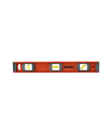 Johnson Magnetic Big J Pro Heavy Duty I-Beam Aluminum Level JOH1254-1800-