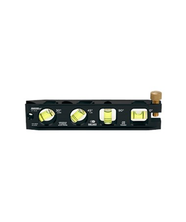 "Johnson 6"" Magnetic Billet Torpedo Level w/ Conduit Lock 1411-0600"