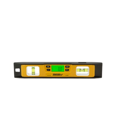 "Johnson 10"" Magnetic Electronic Digital Torpedo Level 1457-1000"