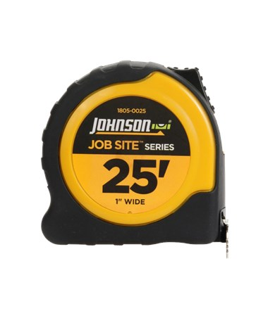 Johnson Level Job Site Power Tape JOH1805-0025-
