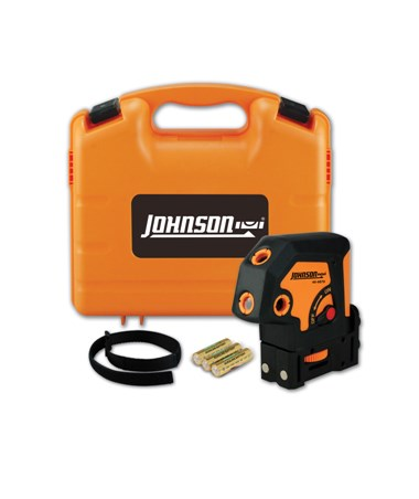 Johnson Self-Leveling 5 Dot Laser JOH40-6678