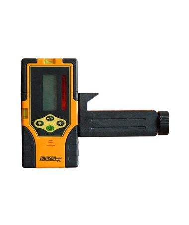 Johnson Two-Sided Green Beam Laser Detector w/ Rod Clamp JOH40-6763