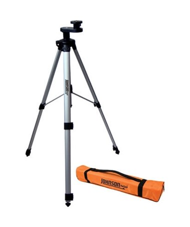 Johnson Dual Purpose Aluminum Tripod w/ Adapter ACC40-6861