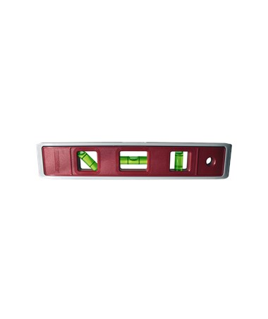 "Johnson 9"" Magnetic Structo-Cast Torpedo Level - 3 Vial JOH7500M"