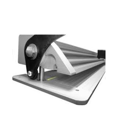 Keencut Javelin Integra Tabletop Cutter - Full-Length Precision Aluminum Base Plate