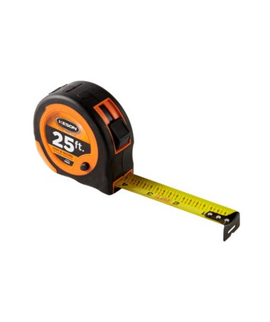 Keson 25 Feet Economy Short Tape KESPG25-
