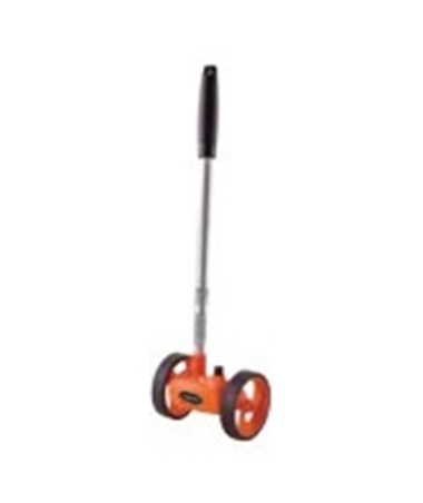 Keson Roadrunner Small Telescopic Dual Measuring Wheel - Compact