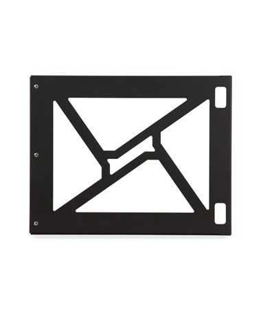 Kendall Howard Modular Wall Mount Rack KNH1915-3-001-08-