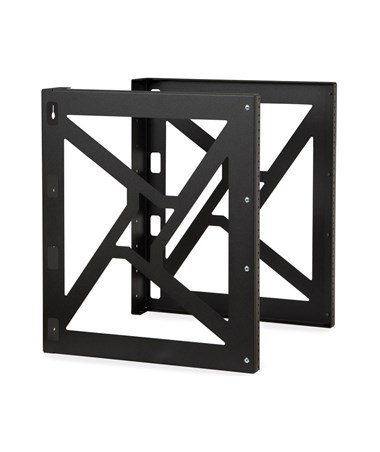 Kendall Howard 12U Modular Wall Mount Rack KNH1915-3-001-12
