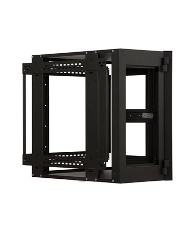 Kendall Howard 12U Phantom Class Corner Wall Mount Cabinet KNH1915-3-700-12