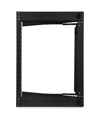 Kendall Howard 12U Phantom Class Open Frame Swing-Out Wall Mount Rack KNH1915-3-800-12