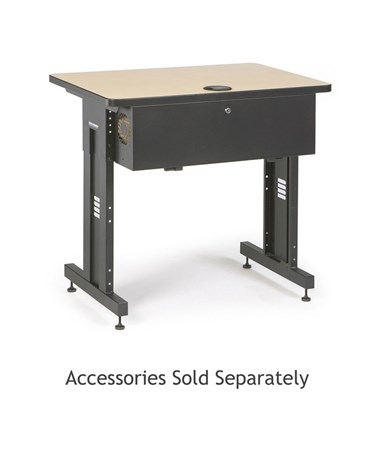 Kendall Howard ACTT Training Table, Hard Rock Maple KNH5500-3-004-23-