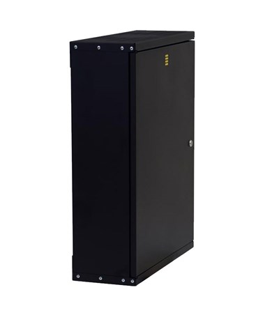 Kendall Howard 3U Enclosed V-Rack Cabinet KNHEVR3U25