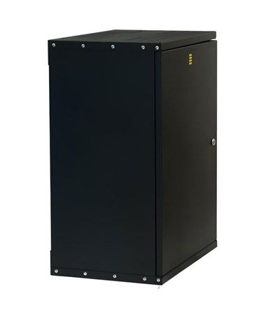 Kendall Howard 6U Enclosed V-Rack Cabinet KNHEVR6U25