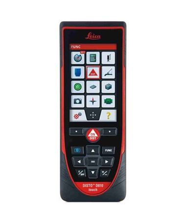 Leica Disto D810 Touch Laser Distance Meter LEI-799097