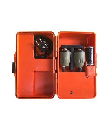 GEB63 Battery Box for Leica Autocollimation Eyepiece and Lamp 394792