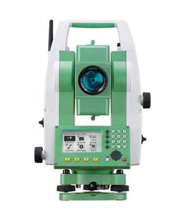 Leica Flexline TS06 Plus Reflectorless Manual Total Station - with Bluetooth (for Mid - High Accuracy Tasks) LEI6006191