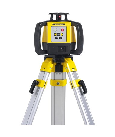 Leica Rugby 640 Rotary Laser Level LEI6011154-