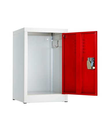 AdirOffice Locker for Kids 629-02-RED, 629-01-RED