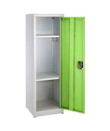 "AdirOffice 48"" Locker for Kids Green 629-01-GRN"
