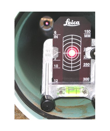 6700 Series Target Assembly for Leica Piper 100/200 Pipe Lasers 725858