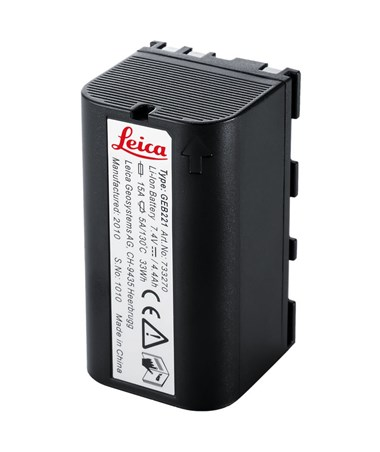 GEB221 Li-Ion Battery for Leica Builder 100-500 Total Stations 733270