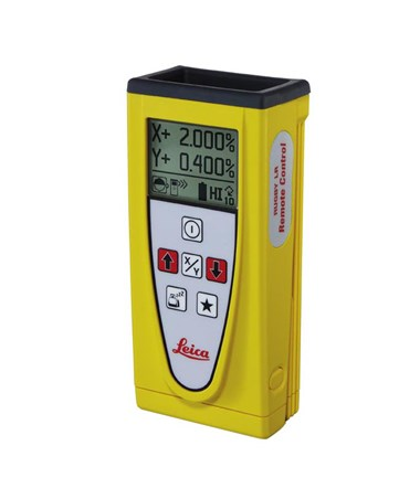 RF Remote Control for Leica Rugby 400 Series Rotary Laser