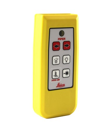 IR Remote Control for Leica Piper Series Pipe Lasers 746157