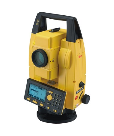 Leica Builder 400 Series Reflectorless Total Station