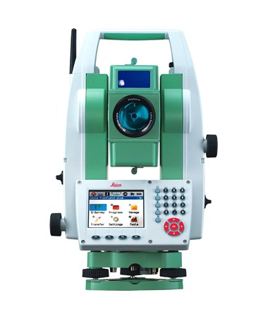 Leica Flexline TS09 Plus 5 Second Reflectorless Total Station LEI796970