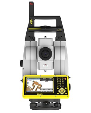 ICON iCR80 Robotic Construction Total Station LEI879710-