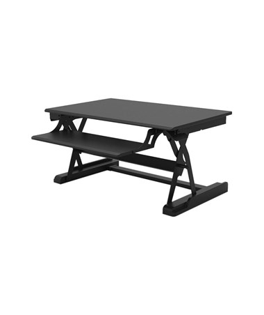 "Luxor Level Up Premier 37"" Standing Desk Converter LUXLVLUP-PREMIER"