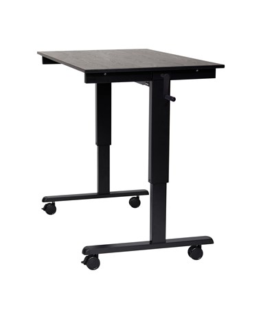 Luxor Crank Adjustable Stand Up Desk LUXSTANDCF