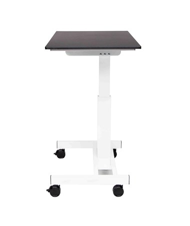 "Luxor 40"" Single Column Crank Stand Up Desk LUXSTANDUP-SC"