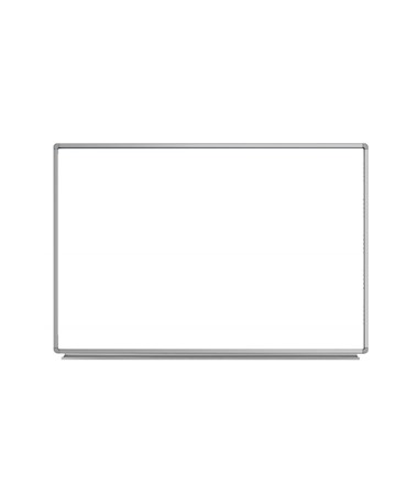 "Luxor 48""W x 36""H Wall-Mounted Magnetic Whiteboard WB4836W"