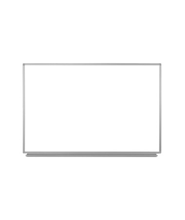"Luxor 60""W x 40""H Wall-Mounted Magnetic Whiteboard WB6040W"
