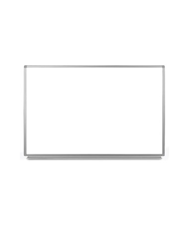 Luxor Wall-Mounted Magnetic Whiteboard LUXWB3624W-