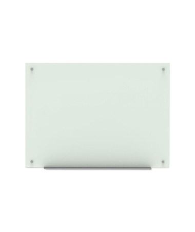 Luxor Wall-Mounted Magnetic Glass Board