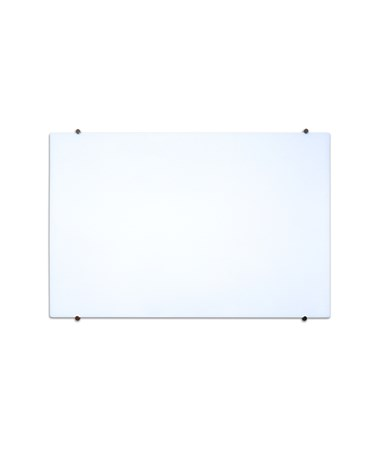 Luxor Magnetic Glass Board Wall Mounted