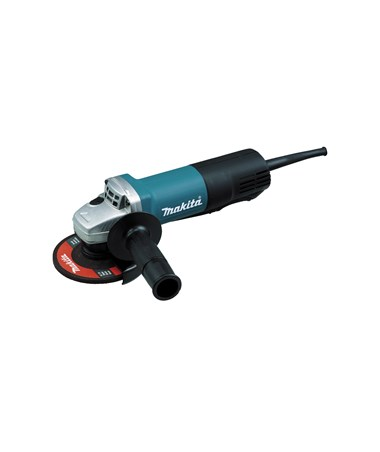 "Makita 9557PB 4-1/2"" Paddle Switch Angle Grinder MAK9557PB"